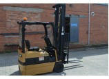 CATERPILLAR FP16KT 3W ELECTRIC FORKLIFT