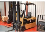 CATERPILLAR FP20 3W ELECTRIC FORKLIFT