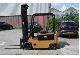 YALE 25 4W ELECTRIC COUNTERBALANCE FORKLIFT